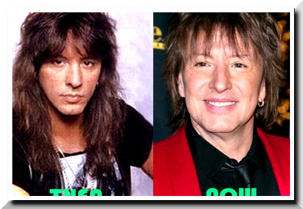 Did Richie Sambora Really Have the Plastic Surgery?